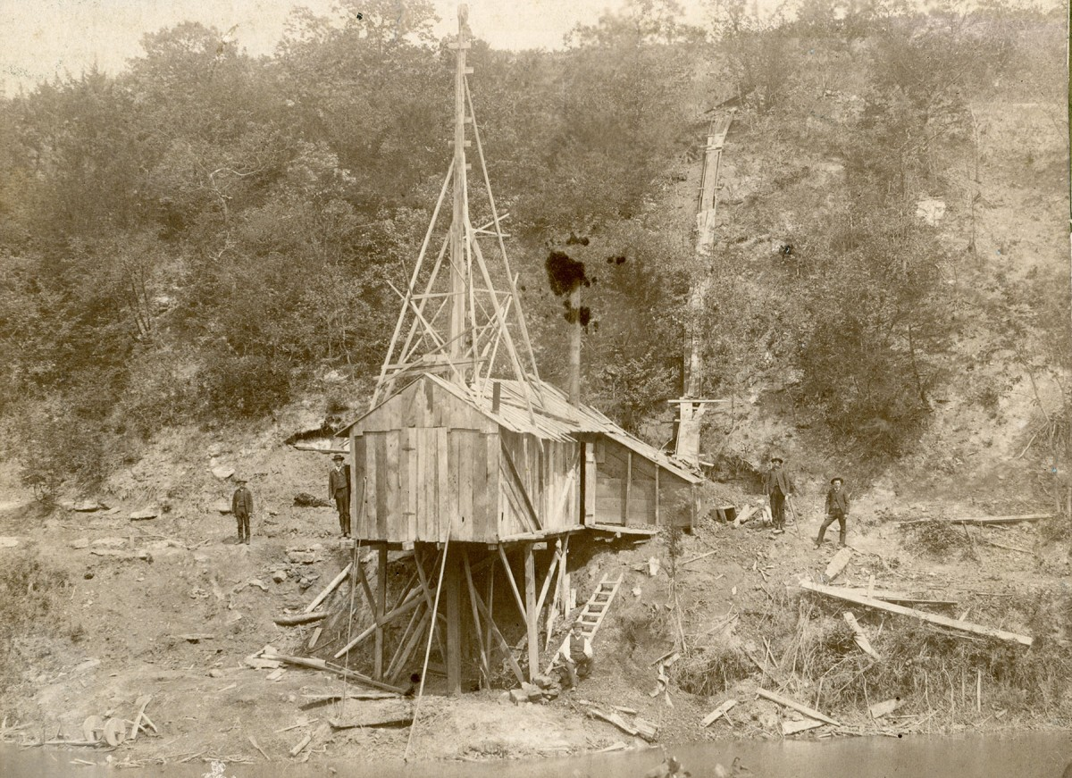 Alma Limerick Coal Mine