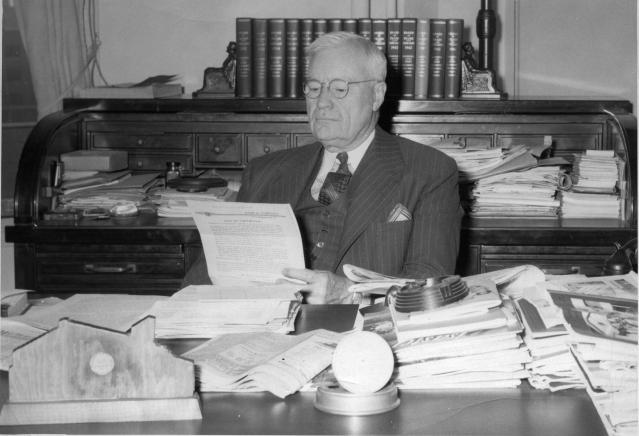 George Davis - 1951