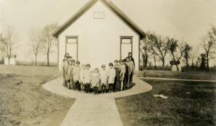District 25 - Parkdale School - 1930