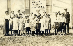 District 35 - Arbor School -1913