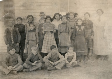 District 54 - Mainey School - 1913