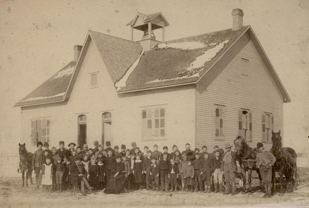 District 56- Keene School - 1890