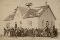District 56- Keene School - 1890