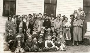District 65 - Dog Creek - 1931