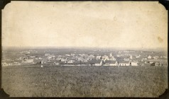 Skyline View, Eskridge, Kansas - 1880s