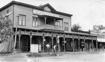 Glotzbach Store, Paxico, Kansas