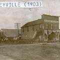 Joe McClure, General Merchandise, Harveyville, Kansas – c.1910