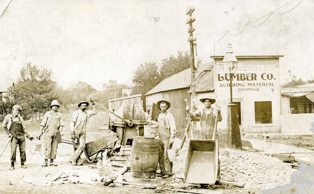 Harveyville Lumber Co., Harveyville, Kansas