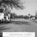 Main Street, Harveyville, Kansas – 1970
