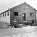 Kansas Emergency Relief Committee Transient Camp Barracks Building