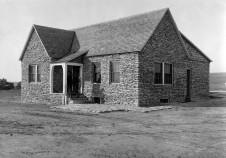 Caretaker's House, Kansas Emergency Relief Committee's Lake Wabaunsee Camp