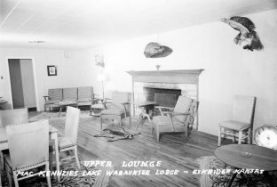 MacKenzie's Lake Wabaunsee Lodge, Upper Lounge