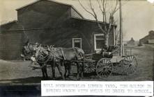 Muckenthaler Lumber Yard, Paxico, Kansas
