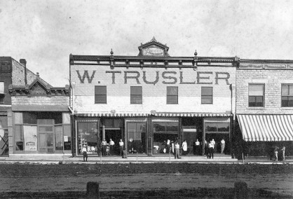 Trusler Hardware Store, 119 South Main Street, Eskridge, Kansas