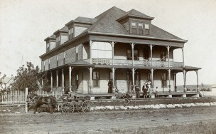 Windler Hotel, Maple Hill, Kansas