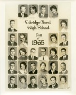 Eskridge Rural High School, Class of 1965