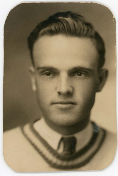 Victor Palenske joined his brother Fred at The Industrial Rubber Goods Company in 1929 after his graduation from Kansas State Agriculture College at Manhattan, Kansas. Photo courtesy the Palenske family.