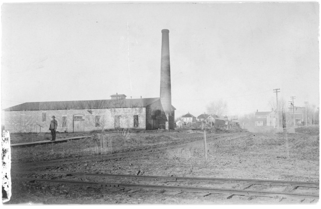 Electric and Ice plant c 1910