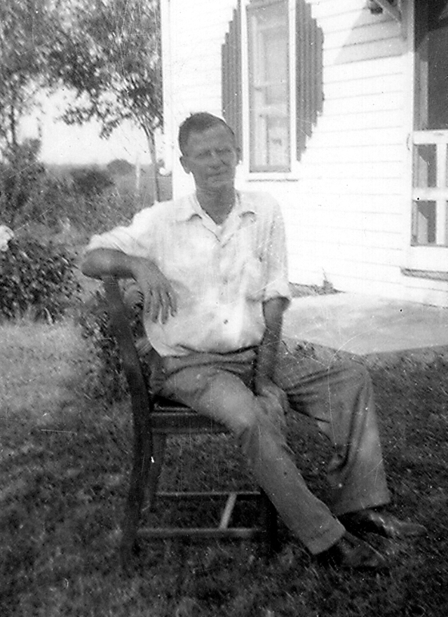 Grandpa Moore in Cuba