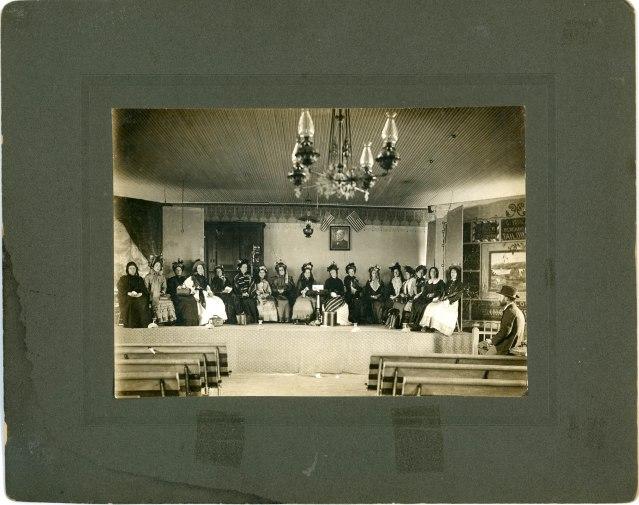 Main St 100 Falk Opera House Interior012