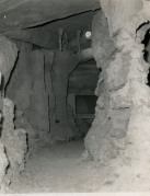 The cave at Ozarka Village had over 200-feet of passageway where visitors could view 10,000 artifacts from the Carl Hoots arrowhead collection.