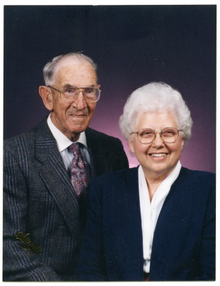 Russell and Marjorie Woofter
