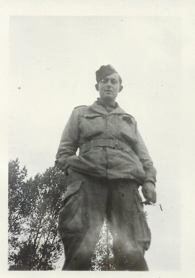 Dad In Groesbeek