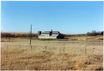 The Wiser Barn, circa 1995.