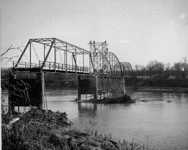 bridge kaw township