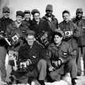 1955–DAVE AT AF PHOTO SCHOOL AT LOWERY AFB-DENVER