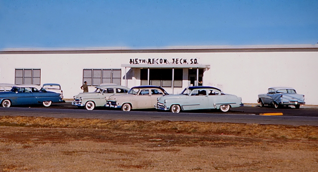 1956--815 RTC BLDG I WORKED--FORBES AFB (1)