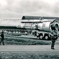 1961– ATLAS MISSILE DELIVERED TO SITE AT FORBES AFB–site6