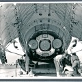 1961—ATLAS MISSILE DELIVERY AT FORBES AFB TO MISSILE SITE 6—1