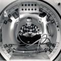 1961–DAVE INSIDE PRESSURE TANK