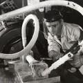 SAN DIEGO— WORK ON THE CENTAUR MISSILE LIQUID NITROGEN TEST–1964